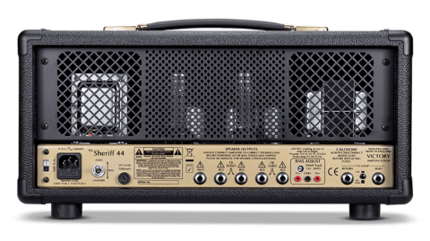 Cabezal Valvular Victory Amps Sheriff 44 45 Watts - comprar online