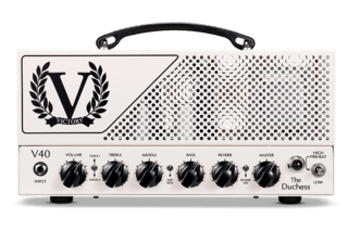 Cabezal Valvular Victory Amps V40 The Duchess 40 Watts
