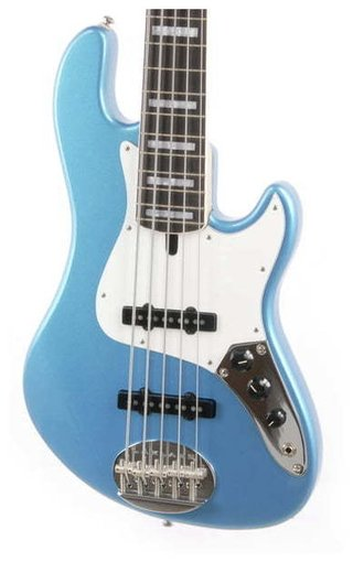 Bajo Lakland Skyline Darryl Jones 5 Lake Placid Blue
