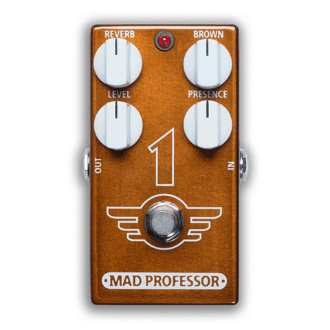 Pedal Mad Professor 1 Reverb Distortion