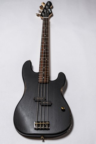 Bajo Slick Guitars SLPB Bk Precision