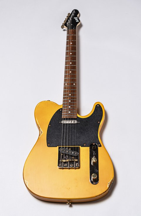 Guitarra Slick Guitars SL51 Butterscotch Telecaster