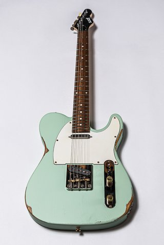 Guitarra Slick Guitars SL51 Surf Green Telecaster