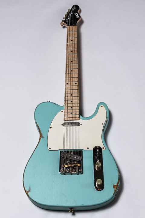 Guitarra Slick Guitars SL51M DB Telecaster