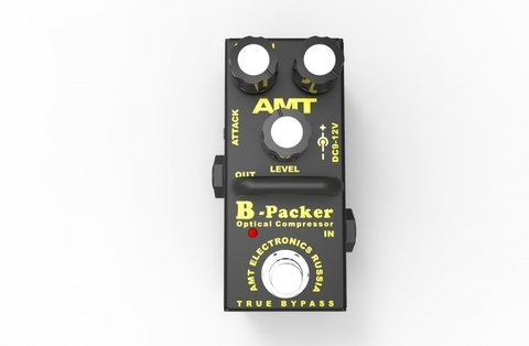 Pedal AMT B Packer Compresor Para Bajo BP1