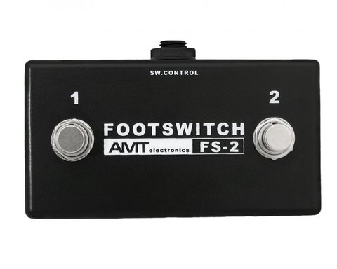 Pedal AMT Fs2 Footswitch - comprar online