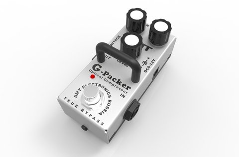 Pedal AMT G Packer Compresor Para Guitarra GP1 en internet