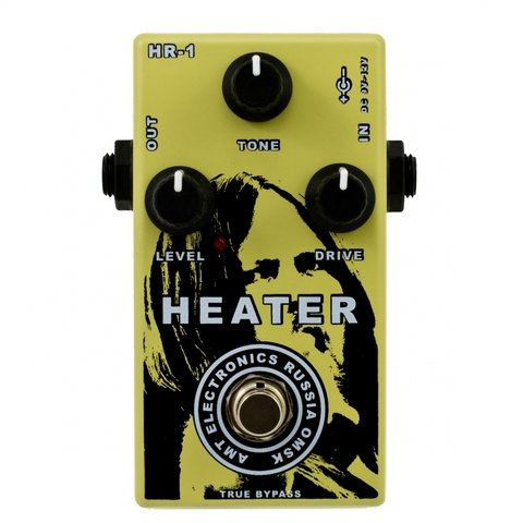 Pedal AMT Heater Tube Screamer HR1
