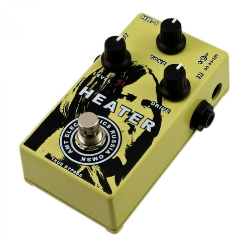 Pedal AMT Heater Tube Screamer HR1 - comprar online
