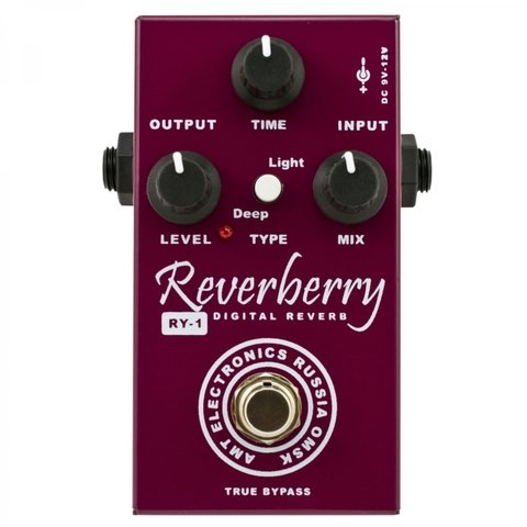 Pedal AMT Reverberry Digital Reverb RY1