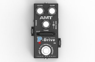 Pedal AMT P Drive PD2 Mini Series