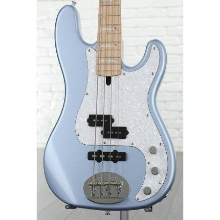 Bajo Lakland Skyline 4464 Custom Pj Bass Ice Blue