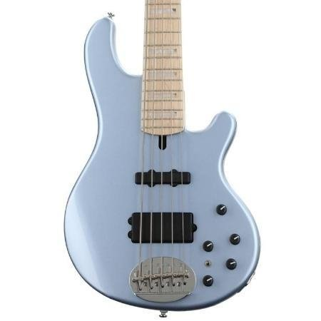 Bajo Lakland Skyline 5502 Custom 5 Cuerdas Ice Blue