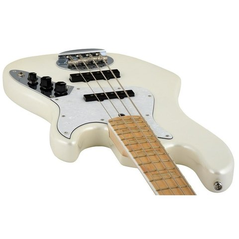 Imagen de Bajo Lakland Skyline Darryl Jones 4 Maple White Pearl