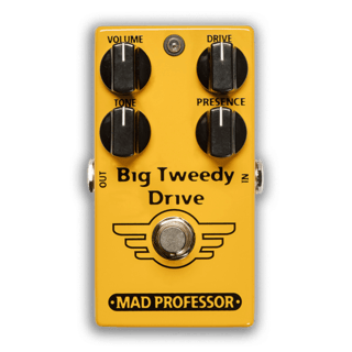 Pedal mad Professor Big tweedy Overdrive