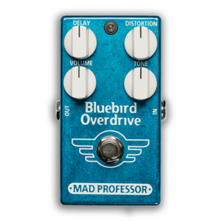 Pedal Mad Professor Bluebird Overdrive Delay