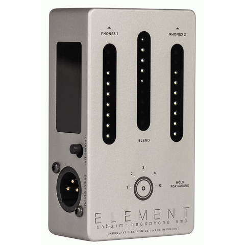 Pedal Darkglass Element Cabinet Simulator Bluetooth