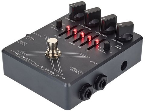 Pedal Preamplificador Darkglass Microtubes X7 Multiband Distortion en internet