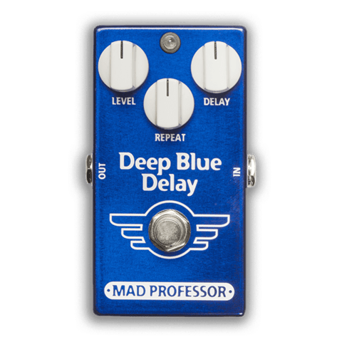 Pedal Mad Professor Deep Blue Delay