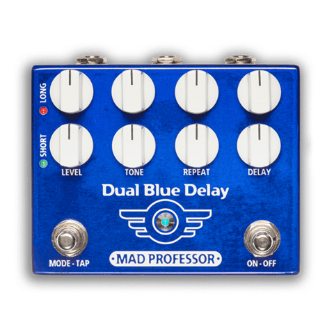 Pedal Mad Professor Dual Blue Delay
