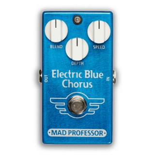 Pedal Mad Professor Electric Blue Chorus