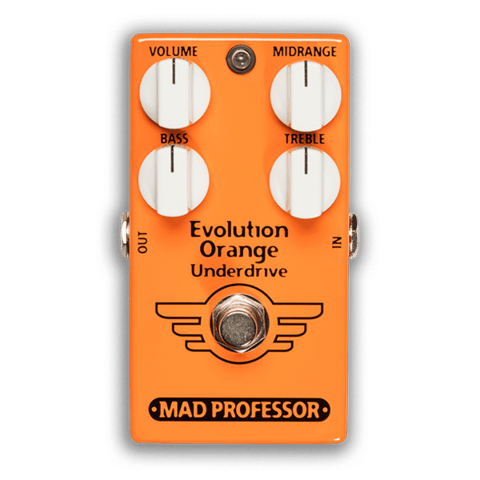 Pedal Mad Professor Evolution Orange Underdrive