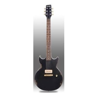 Guitarra Slick Guitars SL59 Black Melody Maker