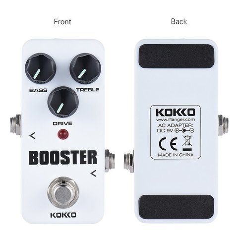 Pedal Kokko Mini Booster FBS2 - comprar online