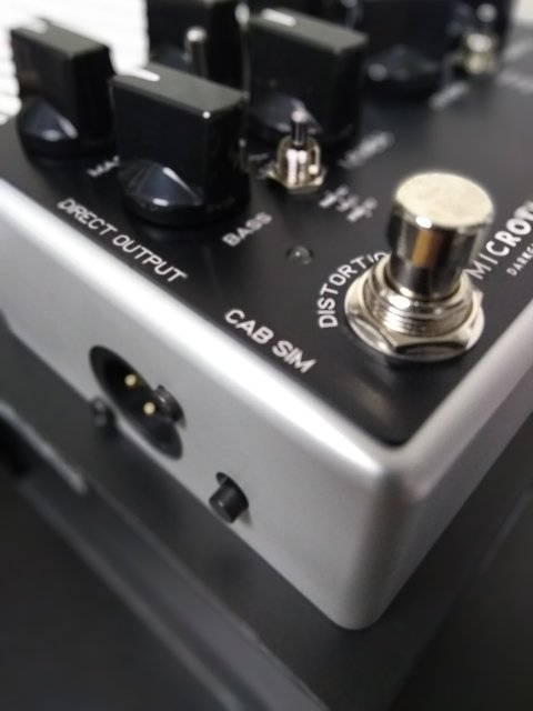 Pedal Darkglass Microtubes B7k Ultra V2 Bass AUX IN en internet