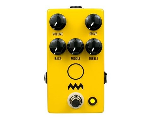 Pedal JHS Charlie Brown Drive Jtm45 Overdrive Distortion