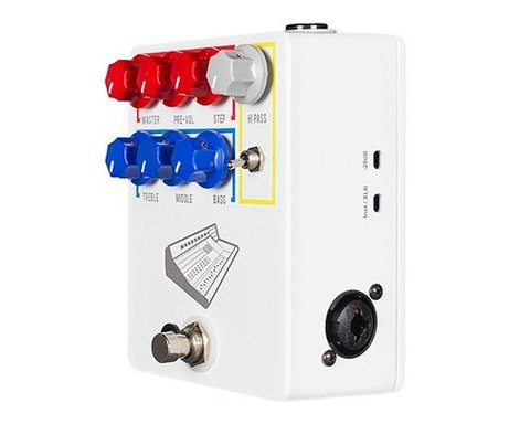 Pedal JHS Colour Box Studio Grade Preamp en internet