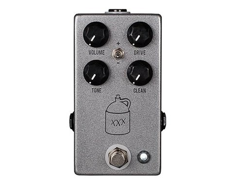 Pedal JHS Moonshine Midrange Screamer Overdrive Distorion