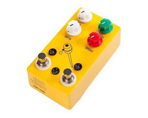 Pedal JHS Honey Comb Deluxe Dual Speed Tremolo - comprar online