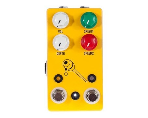 Pedal JHS Honey Comb Deluxe Dual Speed Tremolo