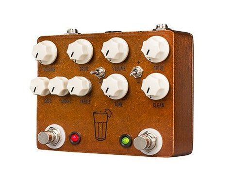 Pedal JHS Sweet Tea 2 In 1 Overdrive Distortion en internet