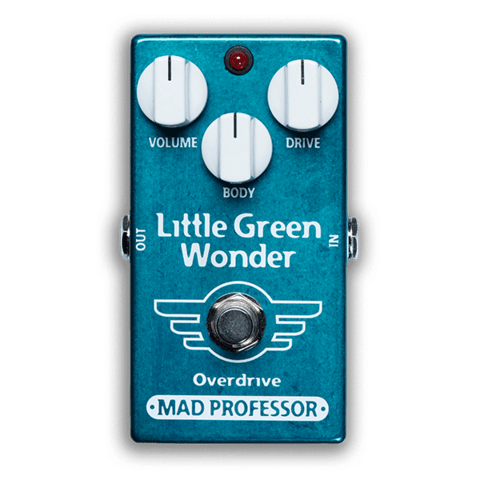 Pedal Mad Professor Little Green Wonder Overdrive