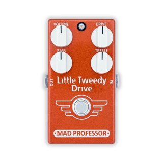 Pedal Mad Professor Little Tweedy Drive