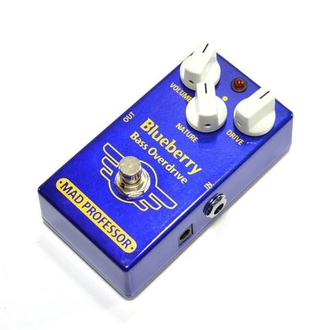 Pedal Mad Professor Blueberry Bass Overdrive - comprar online