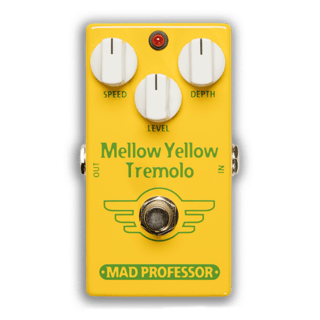 Pedal Mad Professor Mellow Yellow Tremolo