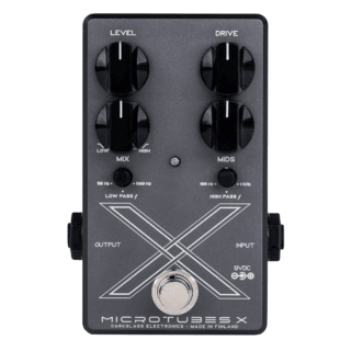 Pedal Darkglass Microtubes X Distortion