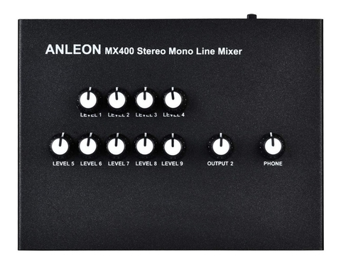 Mini Mixer Anleon MX 400