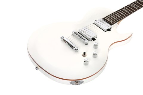 Chapman Guitars ML2 Modern White Dove ML2 MOD WHT Con Funda Chapman - tienda online