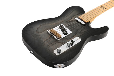 Chapman Guitars ML3 Pro Traditional Shadow ML3P TRD SDW Con Estuche Rigido Chapman - tienda online
