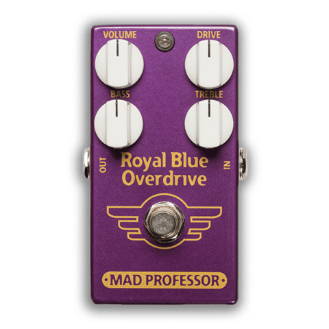 Pedal Mad Professor Royal Blue Overdrive