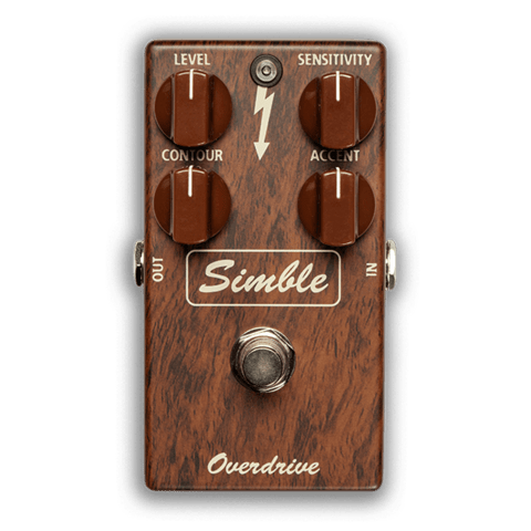 Pedal Mad Professor Simble Overdrive