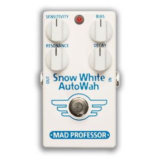 Pedal Mad Professor Snow White Auto Wah