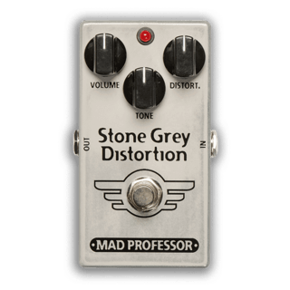 Pedal Mad Professor Stone Grey Distortion