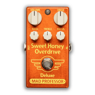 Pedal Mad Professor Sweet Honey Overdrive Deluxe