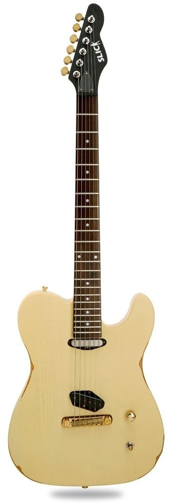 Guitarra Slick Guitars SL50 Vintage Cream Telecaster