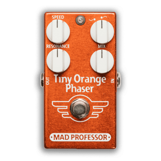 Pedal Mad Professor Tiny Orange Phaser